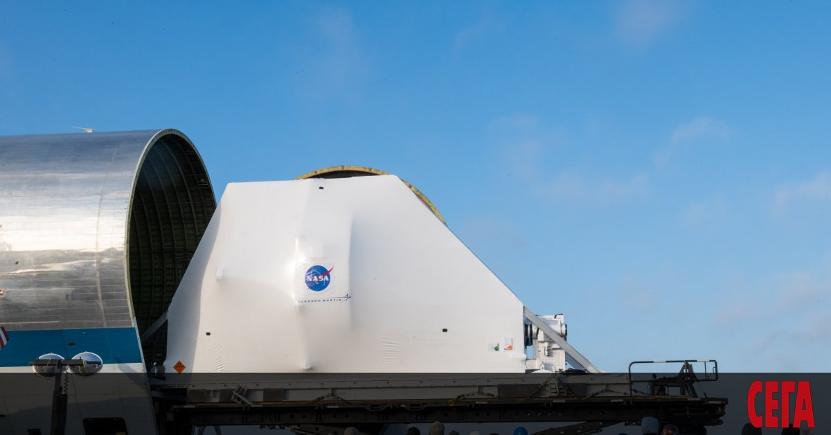 НАСА планира полет без екипаж около Луната през февруари 2022