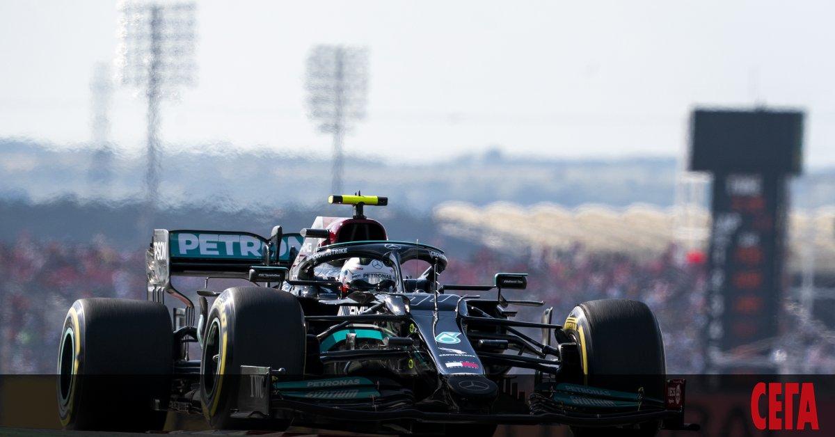 В четвърто поредно състезание от Формула 1 пилот на шампионите