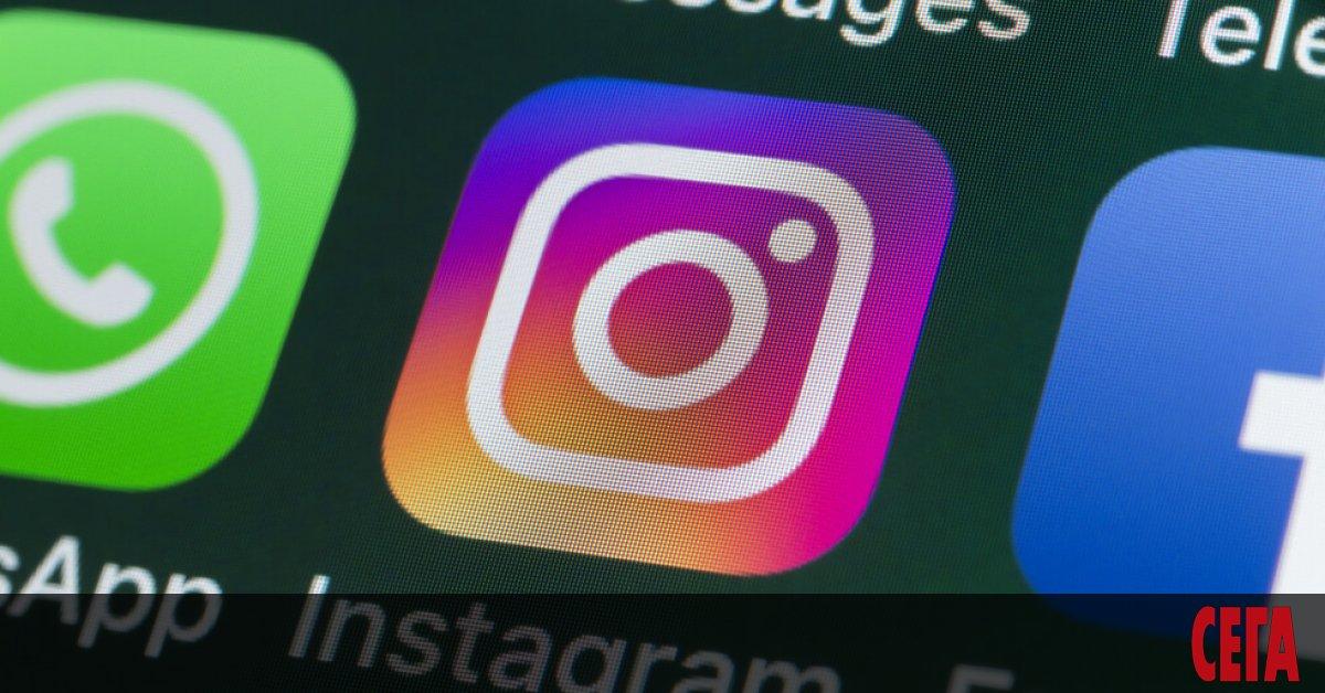 Facebook, Instagram и WhatsAppвъзстановиха работа след шест часов срив.Безпрецедентното прекъсване