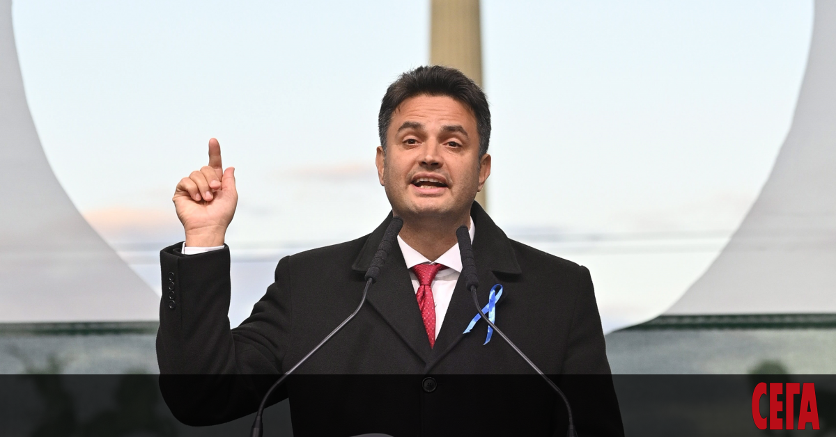 Лидерът на унгарския опозиционен съюз Петер Марки-Зай има намерение да