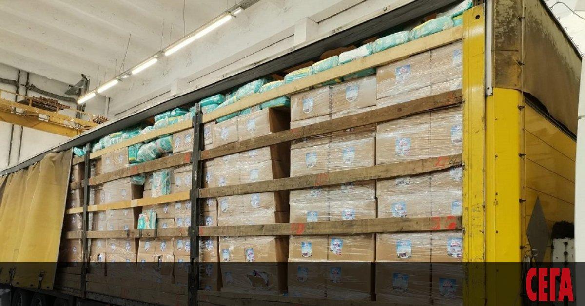 В Бургас са задържани над 18 тона контрабандни препарати за
