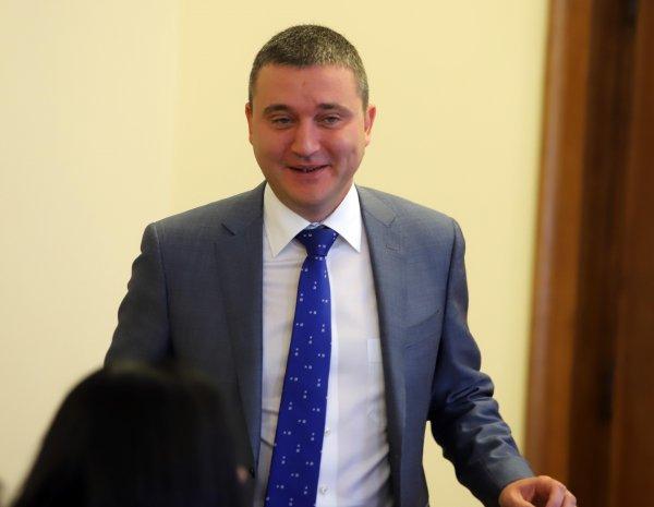 Резултат с изображение за Слави Трифонов: Г-н Горанов вие нарушиха закона!
